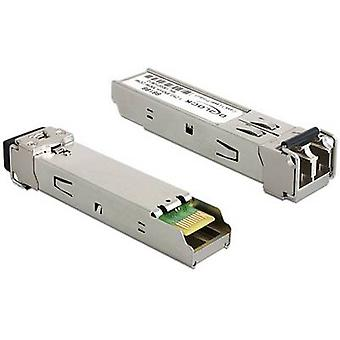 Delock 86188 SFP transceiver modul 1 Gbps 550 m modultype SX