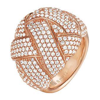 Esprit Brass Lilaia Rose ESRG02291