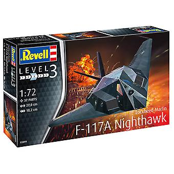 Revell 63899 F-117 Stealth Fighter Model Set