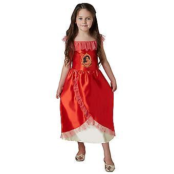 エレナの Avalor 古典的なエレナは子供用ドレスします。