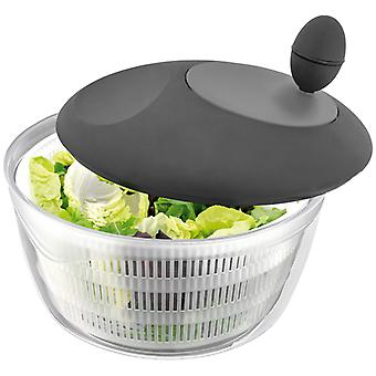 Juge Cuisine, Salad Spinner In Black