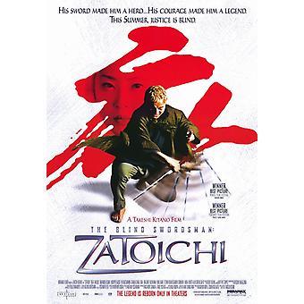 Zatoichi Movie Poster (11 x 17)