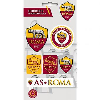 A.S. Roma Sticker Set