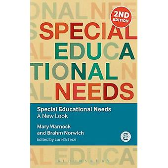Special Educational Needs A New Look by Warnock & Mary