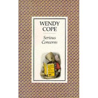 Preocupación (principal) por Wendy Cope - libro 9780571167050