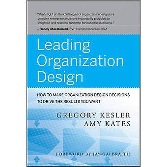 Leading Organization Design - How to Make Organization Design Decision
