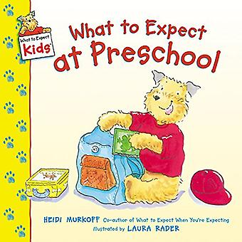 Vad som väntar på förskola (vad som väntar barn)