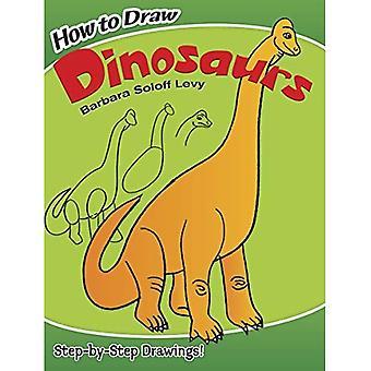 Hur Rita dinosaurier