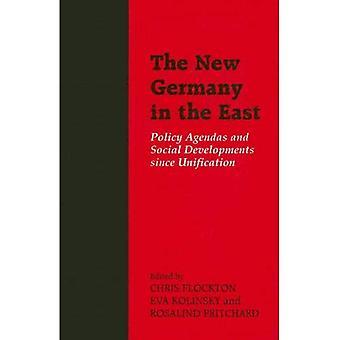 Den nye Tyskland i øst: politiske agendaer og sosiale utviklingen siden samlingen