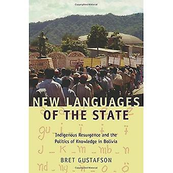 Neue Sprachen des Staates: indigene Wiederaufleben and the Politics of Knowledge in Bolivien (...)