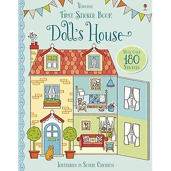 Eerste Sticker Book Doll's House
