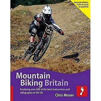 Mountain Biking Britain (Footprint Activity & Lifestyle)