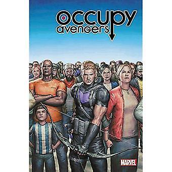Ockupera Avengers, volym 1: Tar tillbaka rättvisa
