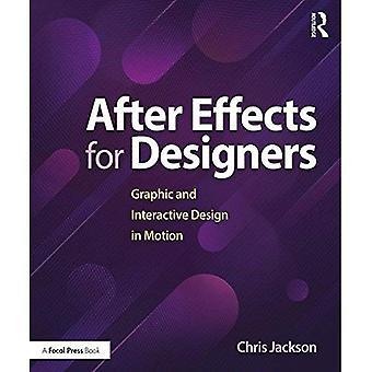 After Effects for designere: grafisk og interaktiv Design i bevegelse