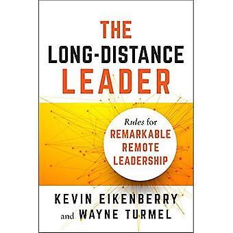 Långdistans ledare: Regler för Remote ledarskap