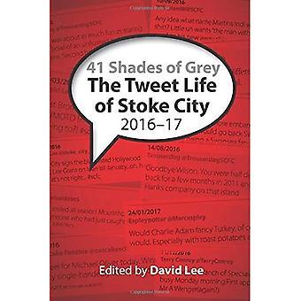 41 Shades of Grey: The Tweet Life of Stoke City: 2016-17