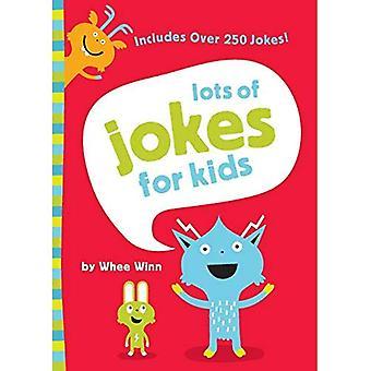 Veel moppen voor Kids (Childrens humor)