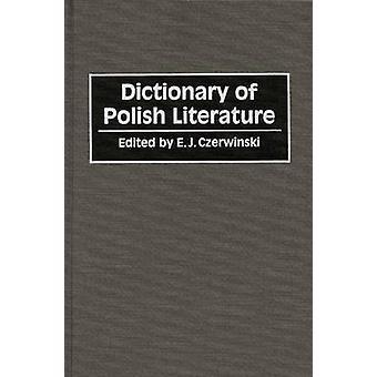 Dicionário da literatura polonesa por Czerwinski & J. E.