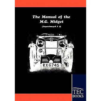 Manual for the MG Midget Supercharged by Anonym & Anonym