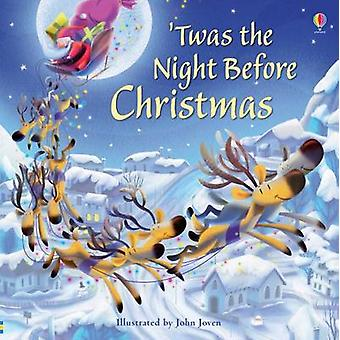 Twas the Night Before Christmas by Lesley Sims - John Joven - 9781474