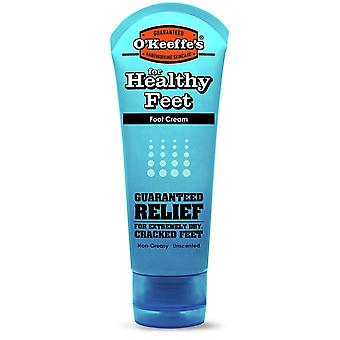 O'Keeffe's Healthy Feet Tube 85g - For extremely dry, cracked hands
