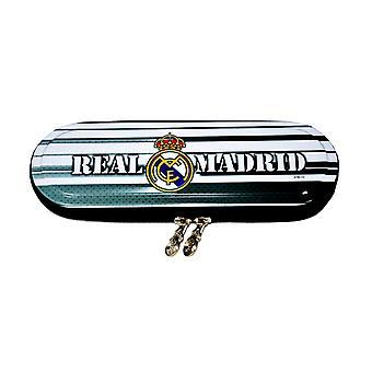 皇家马德里官方金属铅笔盒