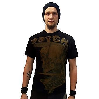 D Vicente Born Psycho Men's T-Shirt