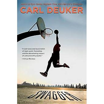 Swagger by Carl Deuker - 9780544336193 Book