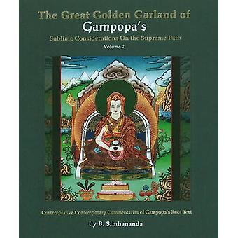 Great Golden Garland of Gampopa's Sublime Considerations on the Supre