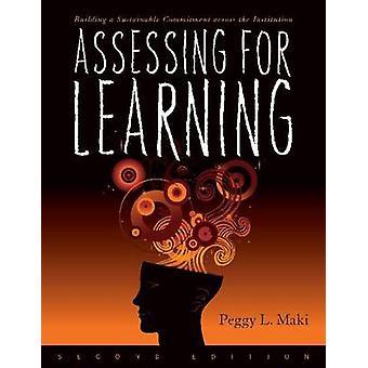 Beoordeling voor leren - het opbouwen van een duurzame inzet over de