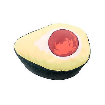 Hippo® Fun fruits trykt ' avocado ' design vannbestandig bønne bag krakk Seat
