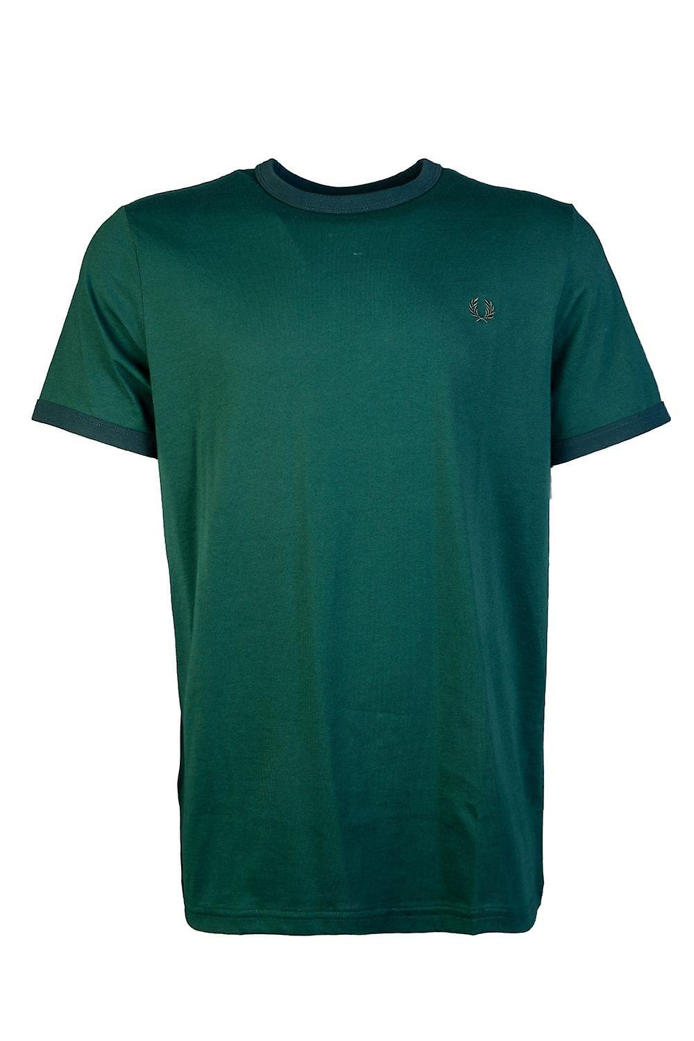 Fred Perry Round Neck T Shirt M3519