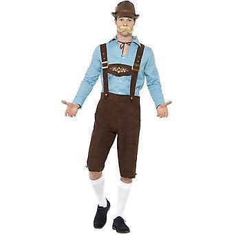 Bier Fest kostuum, Oktoberfest bier Festival fancy dress, grote