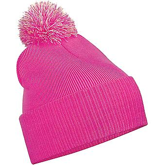 Beechfield - Snowstar Beanie Hat