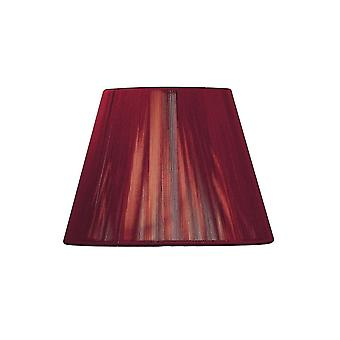 Mantra Silk String Shade Czerwone wino 190/300mm X 195mm