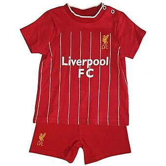 Liverpool Shirt & Short Set 9/12 Mths PS