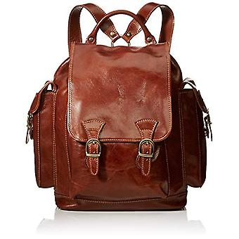 Chicca All Fashion Cbc18888opgf22 - Unisex Backpack Adult - Brown - 15x35x33cm (W x H x L)