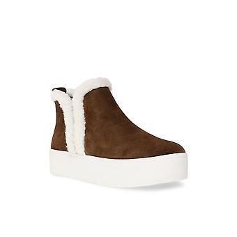 Steve Madden Womens Fern Cuir Fermé Toe Ankle Fashion Boots