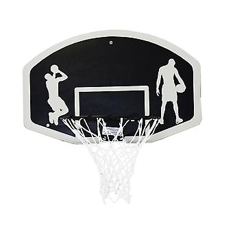 Charles Bentley Kids Basketball Ring Net y Ball Set Oficial Tamaño 7 Baloncesto