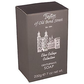 Taylor of Old Bond Street Eton College Pure Vegetable Bath Soap 200g
