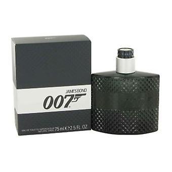James Bond 007 Eau de toilette 75ml EDT spray