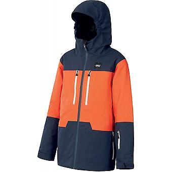Bild Kinder Proden Jacke - Orange