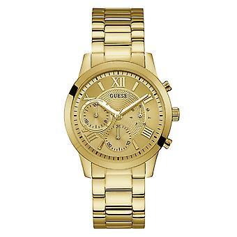 Guess W1070L2 Kobiety's Solar Zegarek na rękę