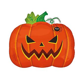 Anagramma Frightful Pumpkin Foil Palloncino