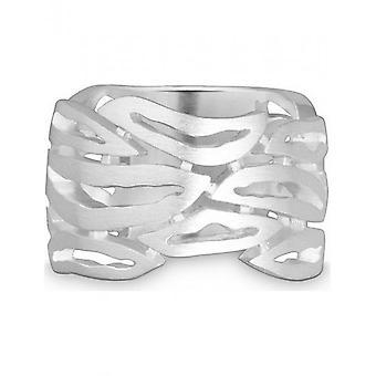QUINN - Ring - Damen - Silber 925 - Weite 52 - 0228944