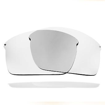 Replacement Lenses for Oakley Wiretap Sunglasses Crystal Clear Anti-Scratch Anti-Glare UV400 by SeekOptics