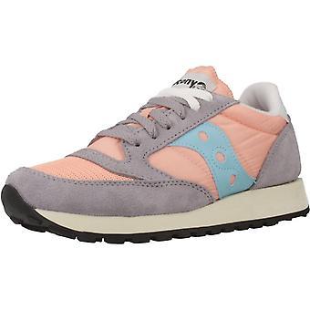 Saucony sport/schoenen 60368 71 kleur Peachgrey