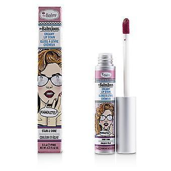 TheBalmJour Creamy Lip Stain - # Namaste! 6.5ml/0.22oz