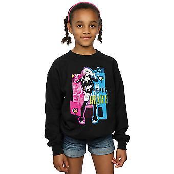 DC Комиксы Девушки Харли Куинн Rebel Сердце Sweatshirt