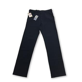Morgan Homme jeans in navy blue polyester